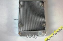 Radiateur En Alliage D'aluminium Pour Fiat X1/9 Bertone X1/9 Lancia Scorpion & Montecarlo
