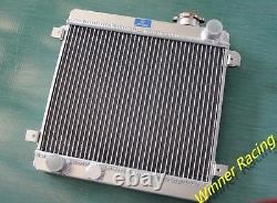 Radiateur En Alliage D'aluminium Pour Fiat/siège 128nasr 128 Gls 1300zastava 128/101
