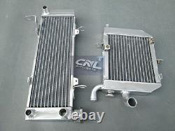 Radiateur En Alliage D'aluminium Pour Honda Vfr 400r Nc30/rvf 400 Nc35 1989-1996 90 91 92