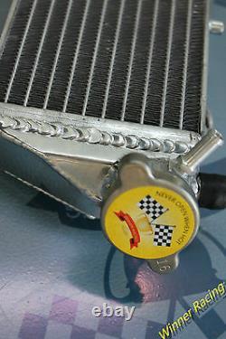 Radiateur En Alliage D'aluminium Pour Husqvarna Fc250/te250/te300/fe350 2017-2018