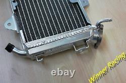 Radiateur En Alliage D'aluminium Pour Ktm 390 Duke Black/white Abs 390 Rc 2014 2015 2016