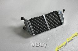 Radiateur En Alliage D'aluminium Pour Ktm 500 MX / 500mx 1989 Haute Performance 32mm
