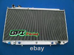 Radiateur En Alliage D'aluminium Pour Lexus Gs300/toyota Aristo Jzs147 2jz-ge 3.0 À 91-97