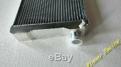 Radiateur En Alliage D'aluminium Pour Mg Midget 1500 1976-1980 1977 1978 1979