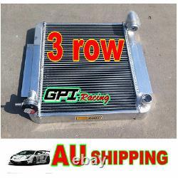 Radiateur En Alliage D'aluminium Pour Toyota Celica Gt Ta22/ta23 2t 1.6l M/t 1973-1978 77
