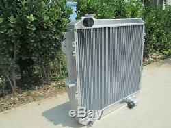 Radiateur En Alliage D'aluminium Pour Toyota Hilux Ln106 Ln111 88-99