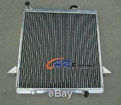 Radiateur En Alliage D'aluminium Pour Triumph Tr6 1969-1974 / Tr250 1967-1968