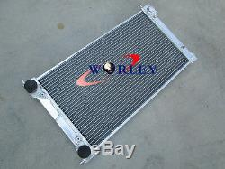 Radiateur En Alliage D'aluminium Pour Vw Golf / Lapin / Sirocco Gti Mk1 / 2 8v / 16v M / T