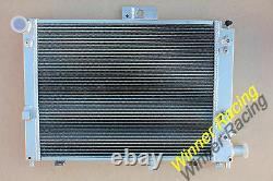 Radiateur En Alliage D'aluminium Saab 9000 Cd/cs 2.0/2.3 16v Turbo, 3.0 24v Cde Auto 93-98