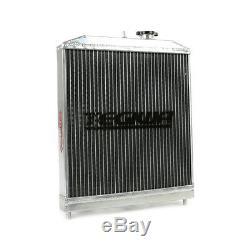 Radiateur En Alliage D'aluminium Tegiwa Pour Honda CIVIC Eg Ek 92-00