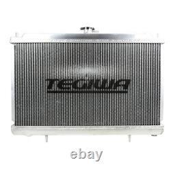 Radiateur En Alliage D'aluminium Tegiwa Pour Nissan 200sx Silvia S14 S15