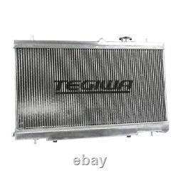 Radiateur En Alliage D'aluminium Tegiwa Pour Subaru Impreza Gdb 00-07