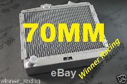 Radiateur En Alliage D'aluminium Turbo De La Version Extrême 70mm Renault 5 / R5 9/11 Gt