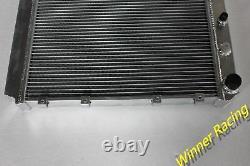 Radiateur En Alliage D'aluminium Volvo 240/245 2.3 B230a 1985-93 740 2.0i 85-92 A/t 40mm