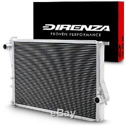 Radiateur En Alliage Direnza 42mm Pour Bmw Série 5 E38 E39 728 750 740 520 528 540