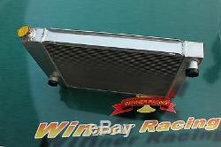Radiateur En Alliage Ford Falcon Xa / Xb / XC / XD / Fairmont Cleveland 302/351 Xe V8 Mt 72-84