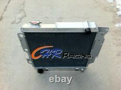 Radiateur En Aluminium 1987-2006 Pour Jeep Wrangler Yj/tj/lj M/t Rhd