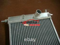 Radiateur En Aluminium 2row Pour Opel Vauxhall Corsa B Gsi Turbo C20xe C20let 93-99 Mt