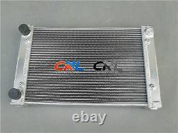 Radiateur En Aluminium 2row Vw Corrado Scirocco Jetta Golf Gti Mk2 1,8 16v 1986-1992