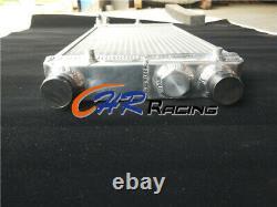Radiateur En Aluminium 40mm Pour Fiat Cinquecento Sporting 1.1 Mt 1994-1998