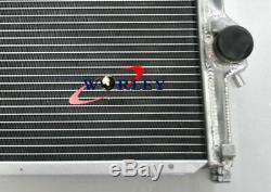 Radiateur En Aluminium À 2 Rangées Pour Manuel Bwm E36 Z3 M44 M42 1987-2000