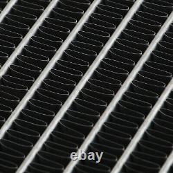Radiateur En Aluminium À Débit Élevé De 40 MM Rad Pour Vauxhall Vx220 Opel Speedster Turbo