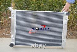 Radiateur En Aluminium Alliage De 52mm Pour Holden Commodore Vn Vg Vp Vr V6 V6 3.8l