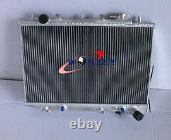 Radiateur En Aluminium Alliage Pour Ford Capri Sa Sb Sa30 Sb30 Turbo 1989-1995 At/mt