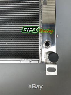 Radiateur En Aluminium Allié Pour Chevrolet Silverado 1500 2500 3500 4.8l 5.3l 6.0l V8