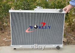 Radiateur En Aluminium + Capot + Ventilateurs