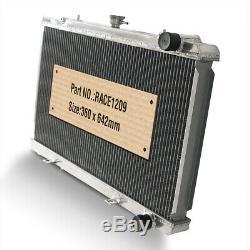 Radiateur En Aluminium Convient Nissan 200sx S13 Ca18det 1.8 Turbo 1988-1994