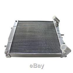Radiateur En Aluminium Correspond À Porsche 911/996 / Boxster / S / 986 Paire L & R
