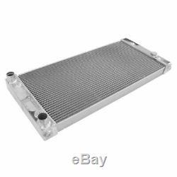 Radiateur En Aluminium Correspond Vw Golf Mk3 Vr6 Gti Polo 6n Lupo Vento 1,0 1,4 1,6 42mm