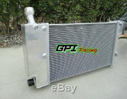 Radiateur En Aluminium De 50mm 2row Pour Peugeot 106 Gti & // Rallye Citroen