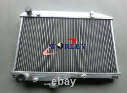 Radiateur En Aluminium De 52 MM Pour Toyota Corolla Ae86 1.6l I4 Mt 1983-1987 1984 1985 86