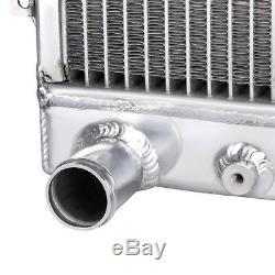 Radiateur En Aluminium De Double Noyau De 40mm Pour Mazda Miata Mx5 1.6 1.8 1990 1998 M / T