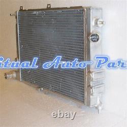 Radiateur En Aluminium En Alliage 2row Pour Opel Vauxhall Calibra Turbo C20let