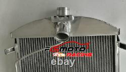 Radiateur En Aluminium En Alliage 5 Rangées Pour Ford Modèle A 1930 1931 30 31 Manuel Mt