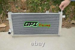 Radiateur En Aluminium En Alliage De Cuivre 42mm Pour Opel Vauxhall Nova Gte Gsi 2.0 16v Turbo
