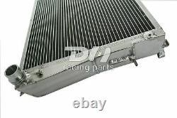 Radiateur En Aluminium En Alliage Pour Bmw Série 3 E46 / Z4 / E85 / E86 / E89 Mt 1998-2006