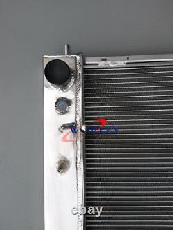 Radiateur En Aluminium En Alliage Pour Chevrolet Silverado 1500 2500 3500 4.8l 5.3l 6.0l V8