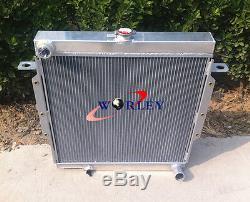 Radiateur En Aluminium En Alliage Toyota Land Cruiser Série 75 Hzj75 1990-2001