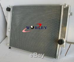 Radiateur En Aluminium Et Capot Et Ventilateur Pour Bmw E36 M3 Z3 325td 320 323 328 Mt Manuel