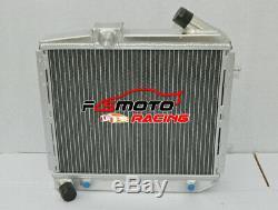 Radiateur En Aluminium Et Intercooler Pour Renault Super 5 / R5 Gt Turbo 9/11 1985-1991 At