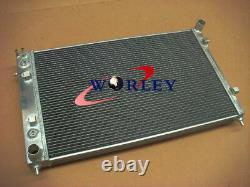 Radiateur En Aluminium Et Tuyau En Silicone Pour Holden Commodore Vy V8 Ls1 2002-2004 03 04