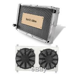 Radiateur En Aluminium Et Ventilateur Suaire Subaru Impreza / Liberty Classic Gc8 Wrx Sti Ej20