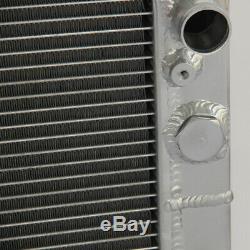 Radiateur En Aluminium Et Ventilateur Suaire Vw Golf Mk1 / Caddy / Scirocco Gti Spec 1.6 1.8