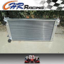 Radiateur En Aluminium Et Ventilateurs Vw Mk 1 Mk 2 Golf Gti 8v, 1,8 Carb Et 1,8 Gli Scirocco