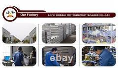 Radiateur En Aluminium Fit Austin-healey 3000 1959-1967 /austin Healey 100-6 1956-59