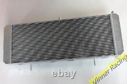 Radiateur En Aluminium Fit Fiat X 1/9 Bertone X1/9 Lancia Scorpion & Montecarlo